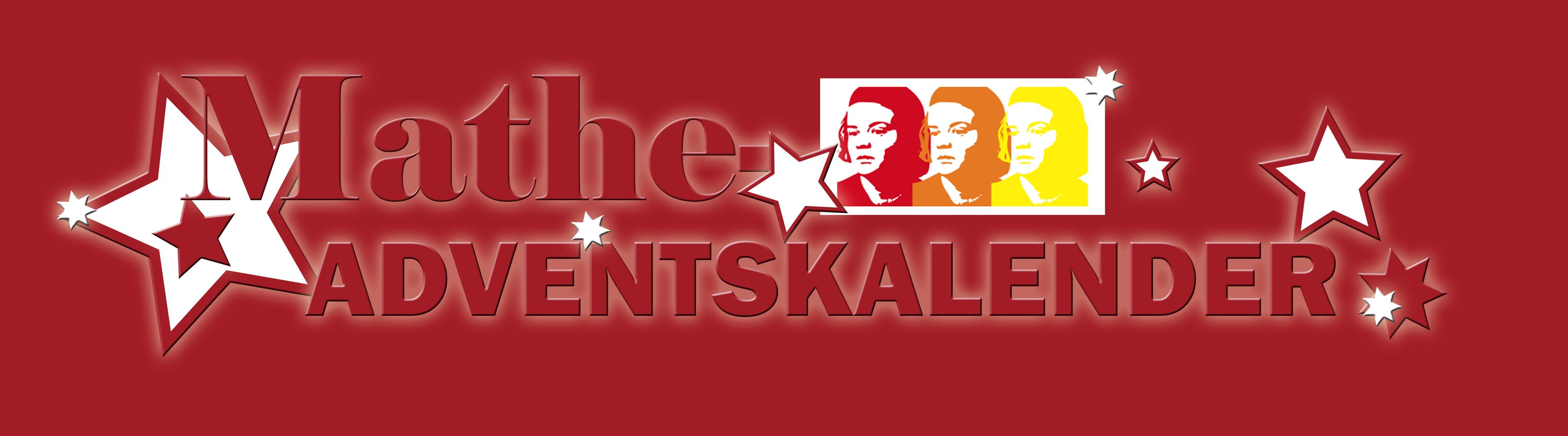Logo des Mathe-Adventskalenders